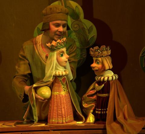 Принцесса Крапинка