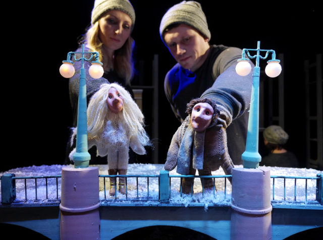 В сентябре артисты «ФЭСТа» разделят сцену со своими коллегами из театров кукол