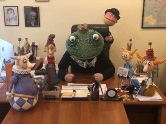 В #puppetmo переворот