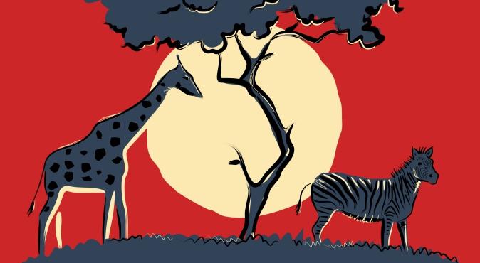 Готовится к постановке спектакль «Африканские сказки»